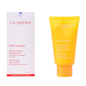 Facial Mask Sos Comfort Clarins (75 ml)