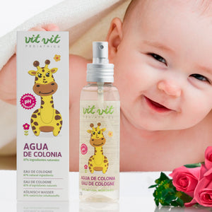 Alcohol-Free Eau de Cologne For Children