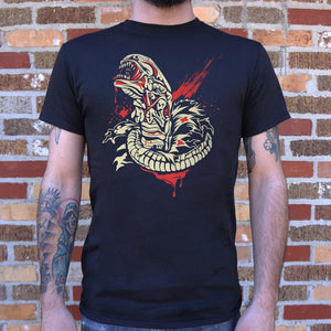 Chest Burstin' Alien T-Shirt (Mens)