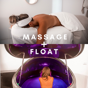 Massage + Float