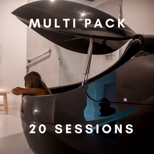 Float Treatment - 20 Session Pack