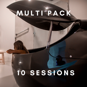 Float Treatment - 10 Session Pack