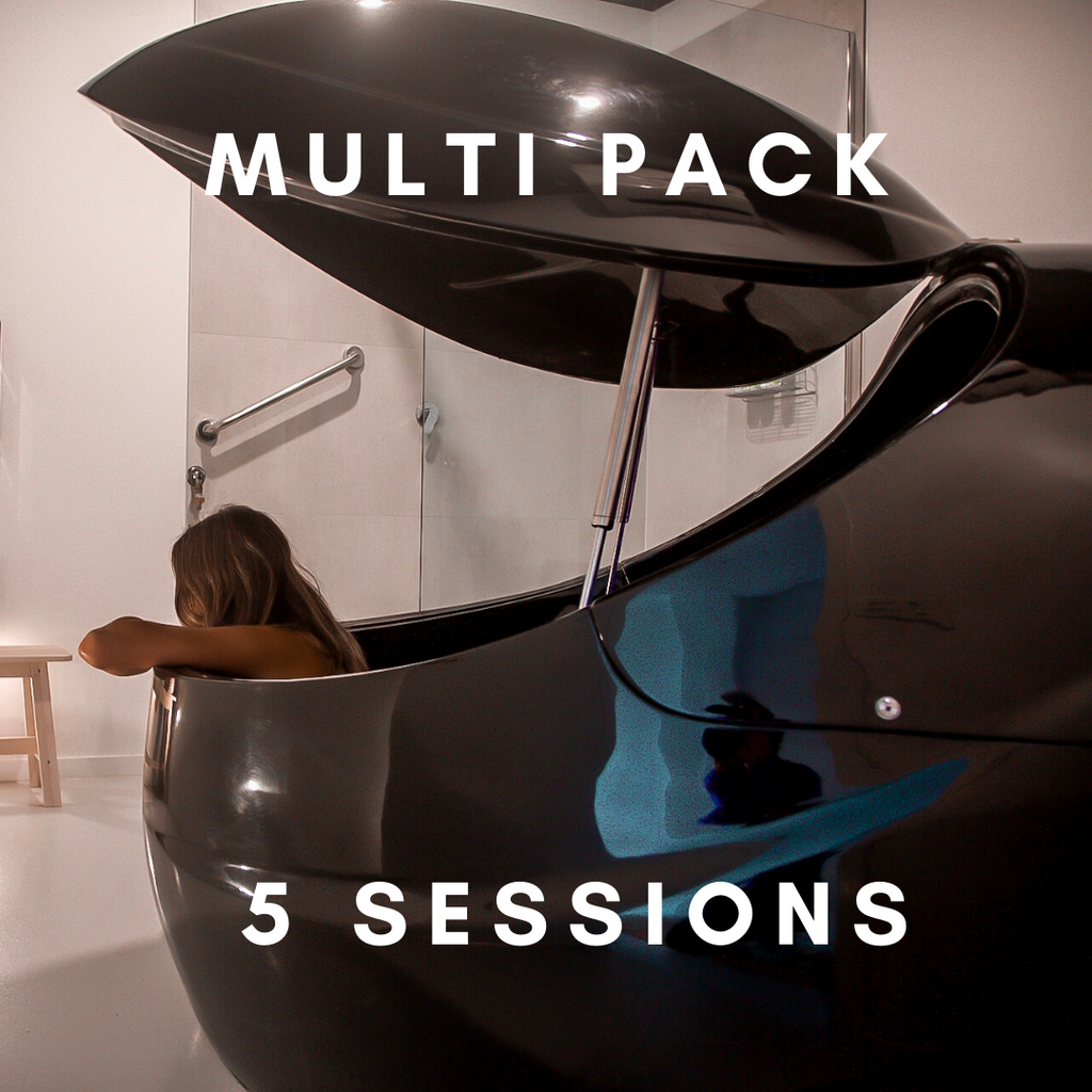 Float Treatment - 5 Session Pack