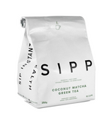 Sipp Instant Coffee - Coconut Match Green Tea - 250 grams