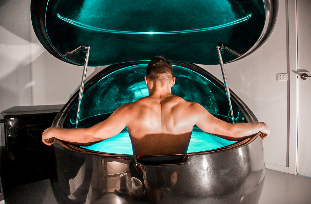 Float Treatment (Intro offer) - 3 Session Pack