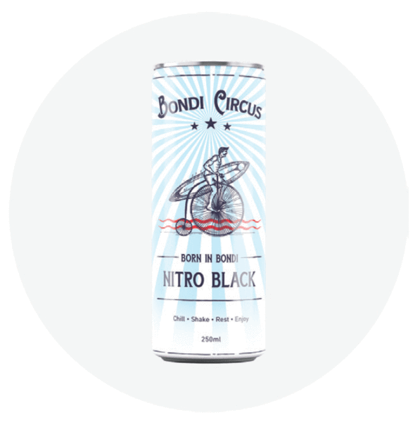 Bondi Circus Nitro Black - 250ml