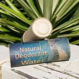 Sun Wellbeing - Natural Deodorant - Water