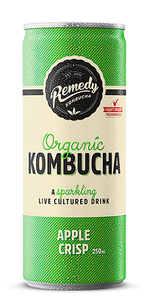 Kombucha - 250ml - Apple Crisp