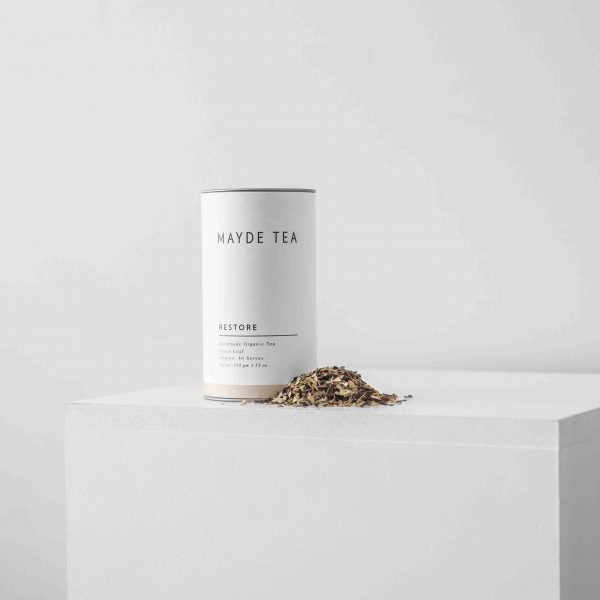Mayde Tea Restore - 40 Serve Box