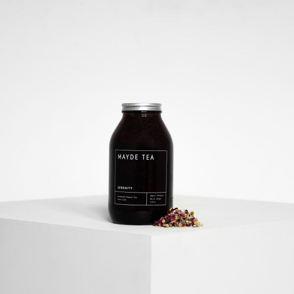 Mayde Tea Serenity - 120 Serve Jar