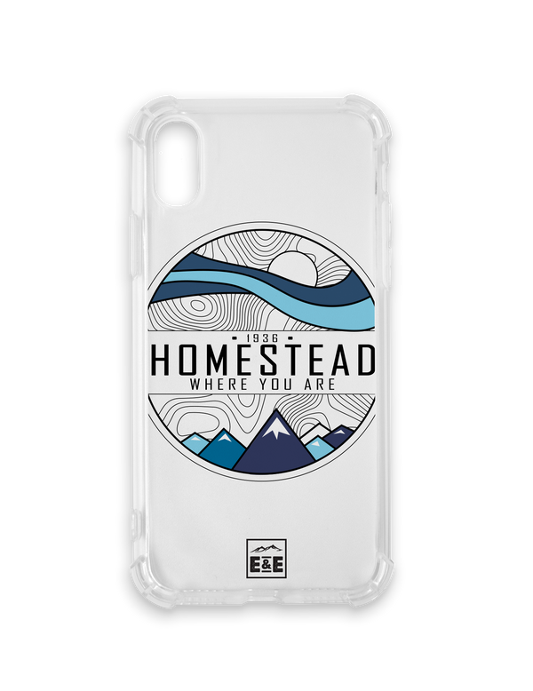 Homestead Where You Are Phone Case