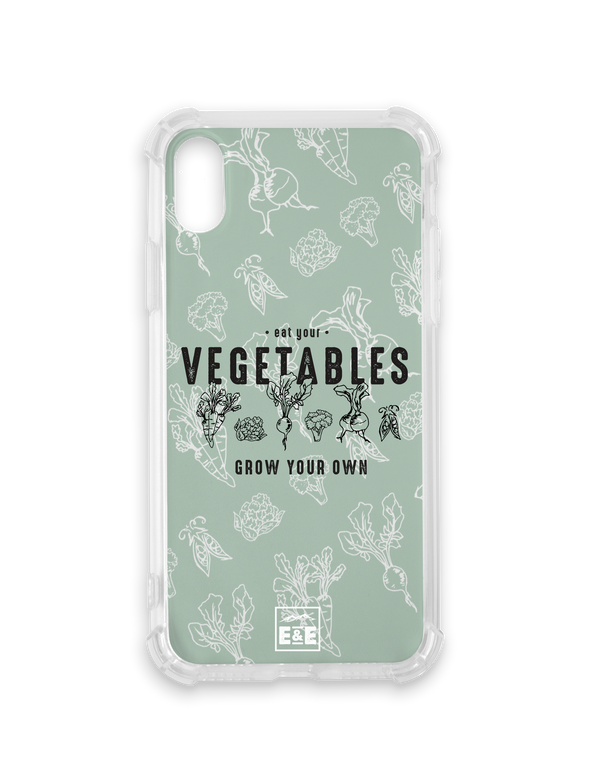 Eat Your Vegetables Phone Case