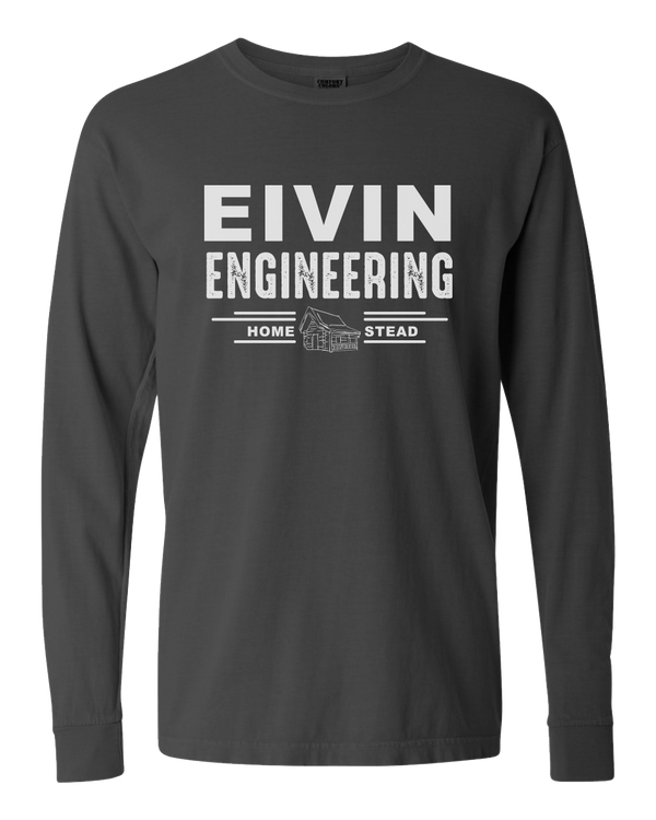 Eivin Engineering Adult Long Sleeve (Pepper)