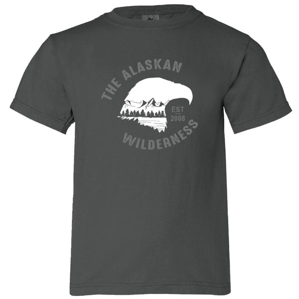 The Alaskan Wilderness - Youth T-Shirt