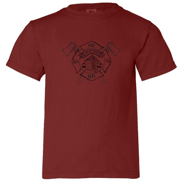 Kilcher Fire Department - Youth T-Shirt