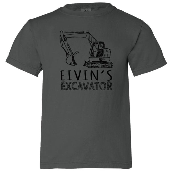 Eivin's Excavator - Youth T-Shirt