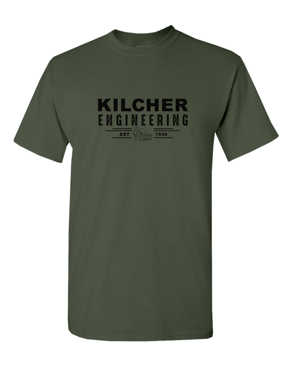 Kilcher Engineering Adult T-Shirt
