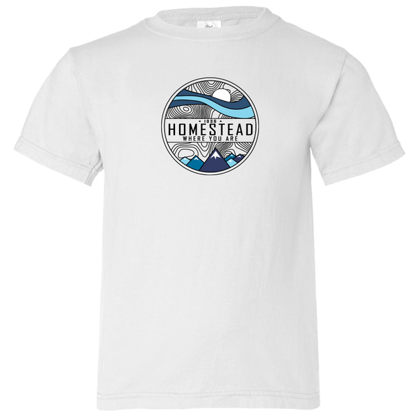 Homestead Where You Are - Youth T-Shirt