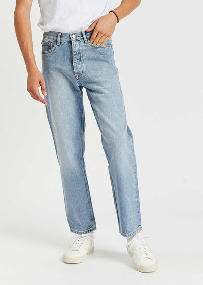 Dash Jeans Stone Cast Blue