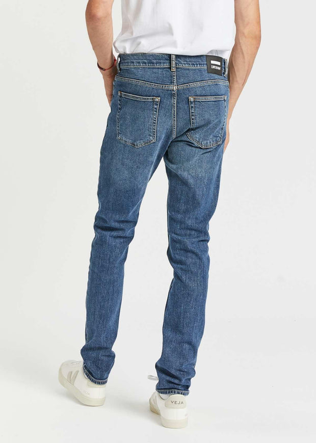 Clark Jeans Creek Dark Blue