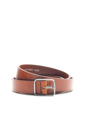 Count Belt Clean Cognac