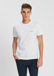 Niels Norse Projects Logo Tee White