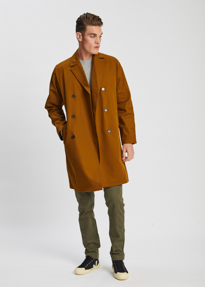 Termoni Coat Monks Robe