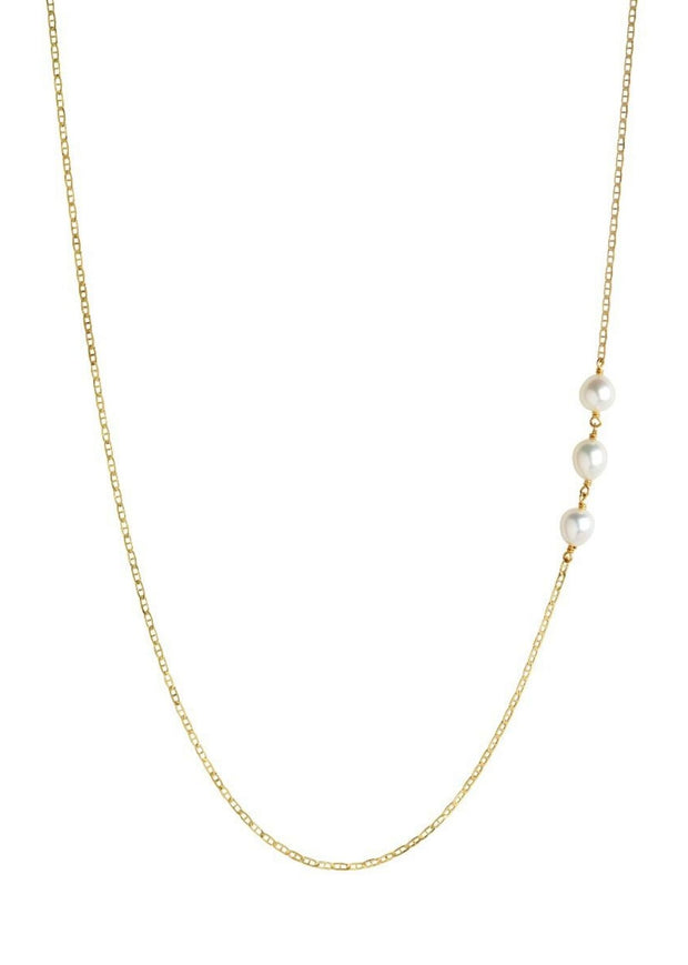 Tessoro Necklace Gold