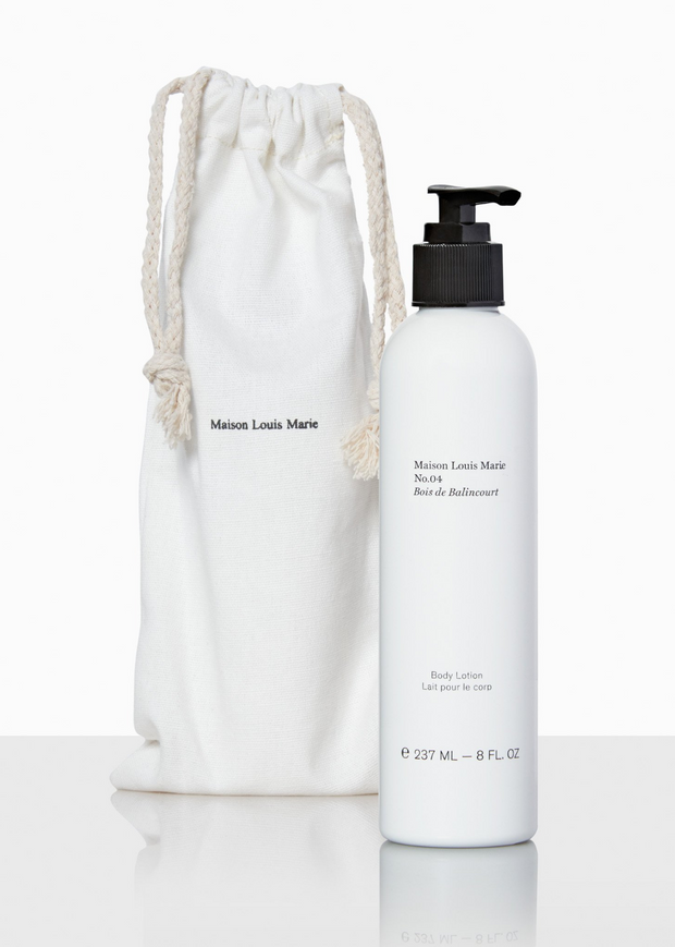 Body and Hand Lotion No. 4 Bois De Balincourt