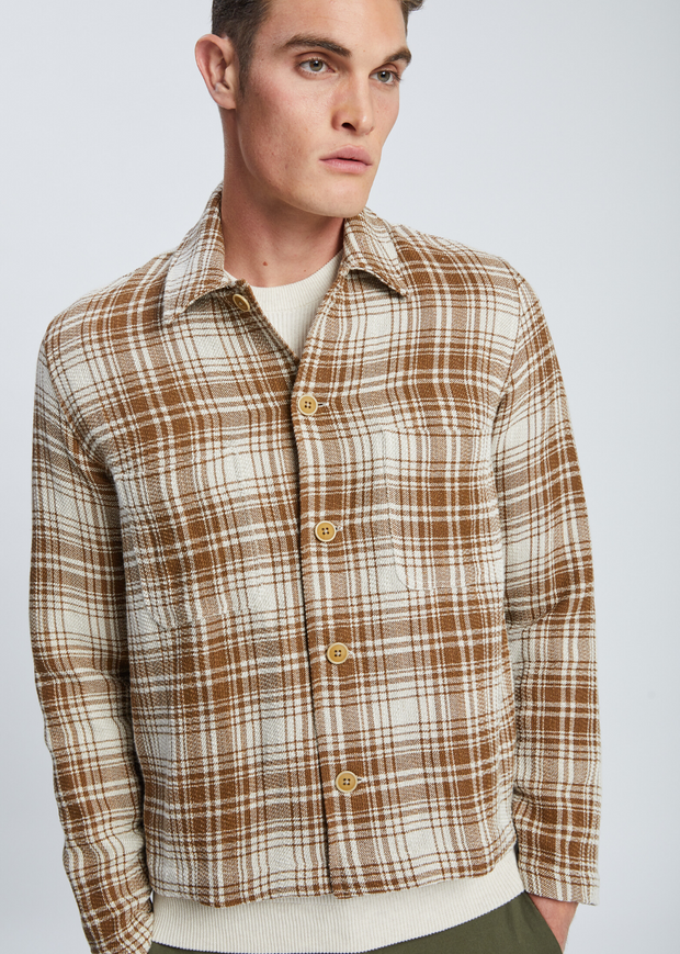 Milano Jacket Monks Robe Check