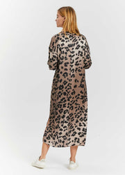 Laguna Dress Leopard