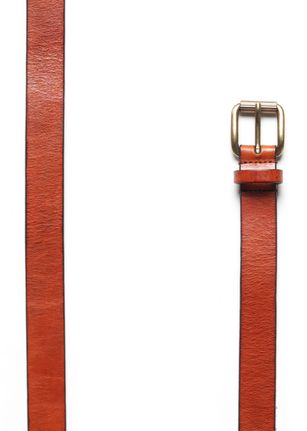 Level Belt Cognac