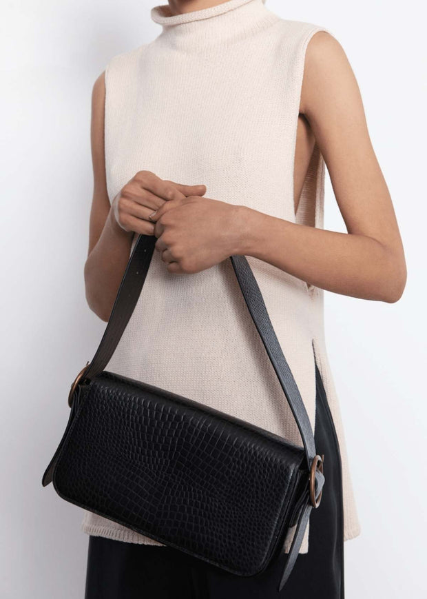 Bianca Shoulder Bag Black
