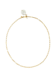 Alessandria Necklace Gold