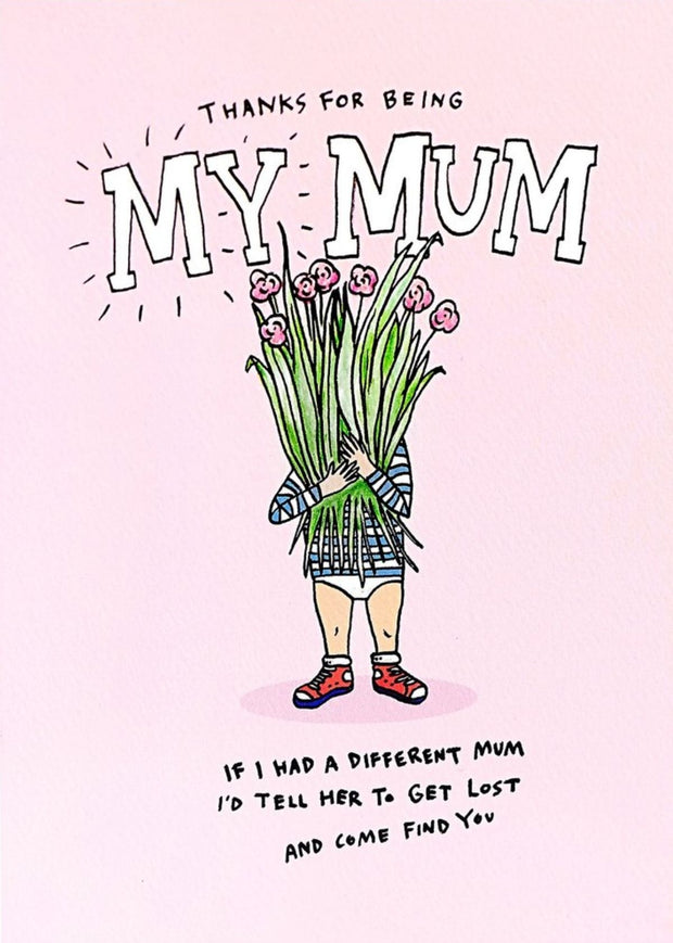 No Other Mum Card