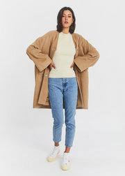 Omra Light Jacket Camel