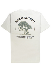Chameleon Bonsai T-shirt White