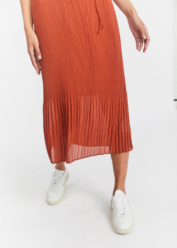 Leola Long Dress Picante
