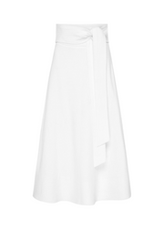 Manami Skirt Off White