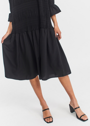 Lucille Dress Black