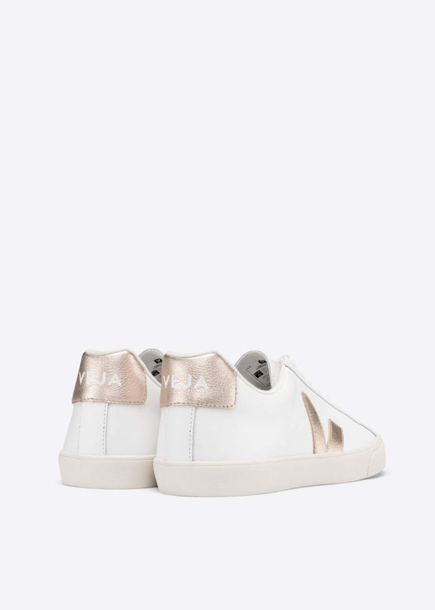 Esplar Shoes Extra White Platine