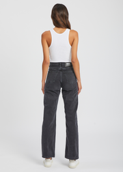 Echo Jeans Concrete Black