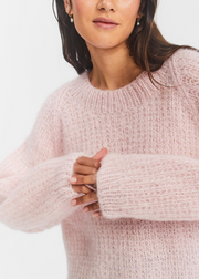 Whisper Hand Knit Sweater