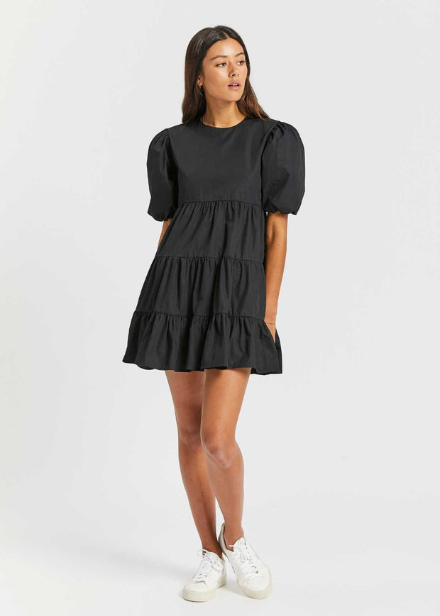 Sade Mini Dress Black