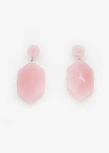Natalia Earrings Pink