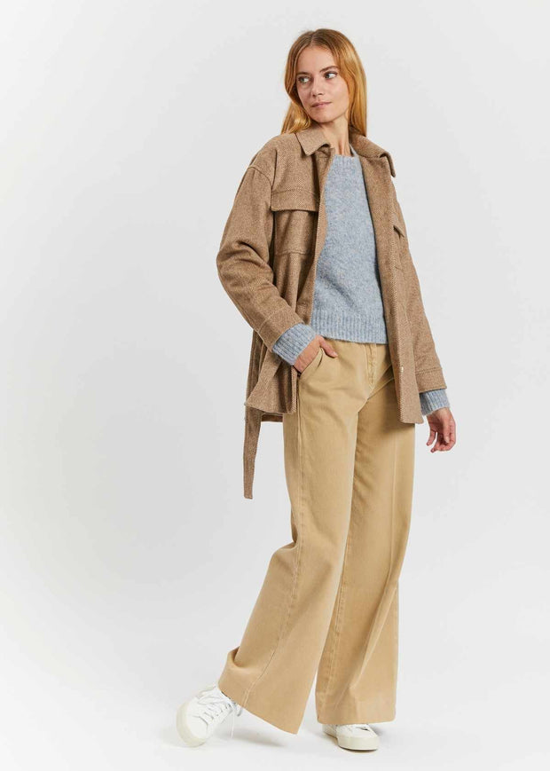 Collot Trousers Camel