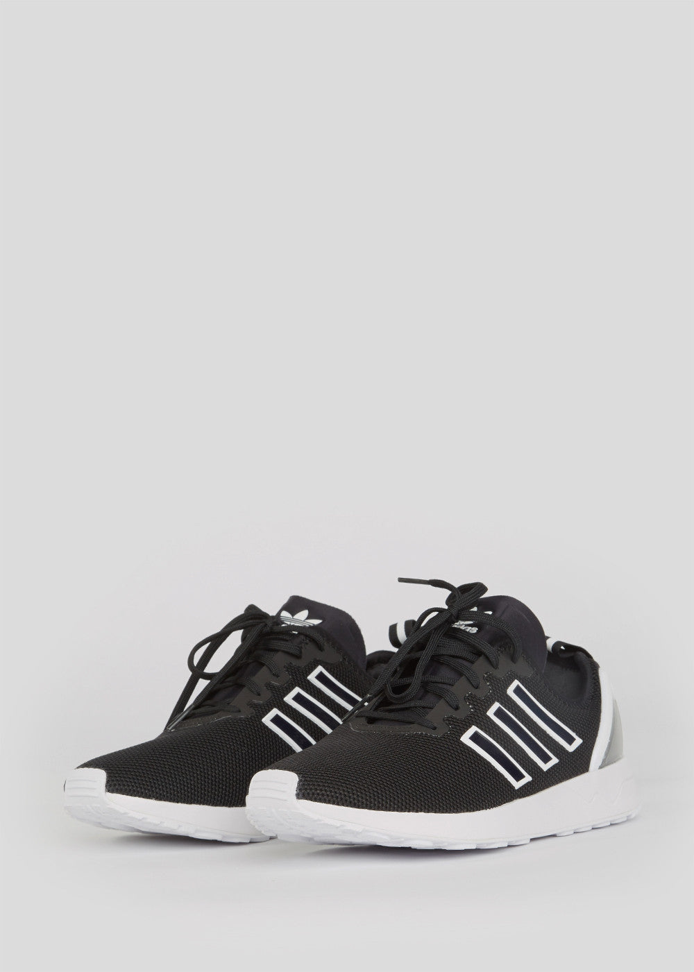 ZX Flux Shoes Black/Black