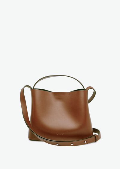 Mini Sac Bag Cognac