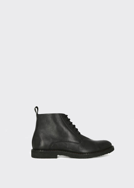Alias Crepe Midcut Shoes Black