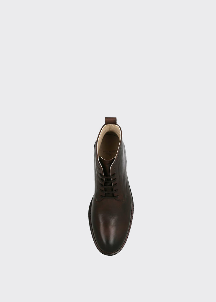 Alias Crepe Midcut Shoes Brown